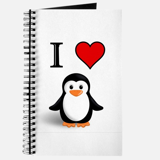 Penguins love Journal