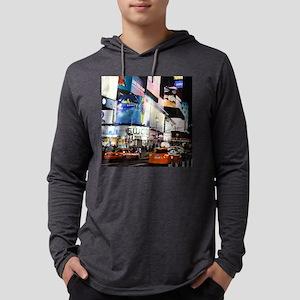 NYC at Night Long Sleeve T-Shirt
