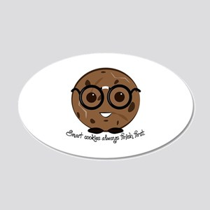 Smart Cookies Wall Decal