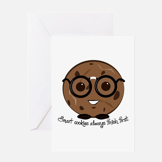 Smart Cookies Greeting Cards