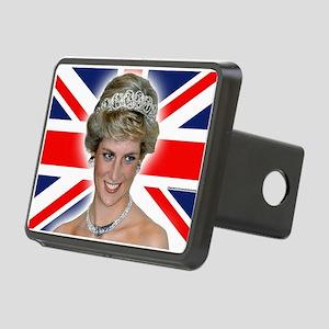 HRH Princess Diana Professional Photo Rectangular