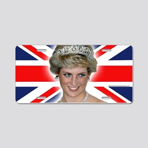 HRH Princess Diana Professional Photo Aluminum Lic