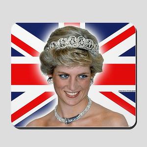 HRH Princess Diana Professional Photo Mousepad