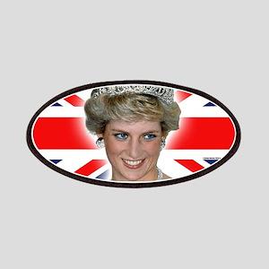 HRH Princess Diana Professional Photo Patches