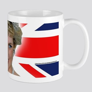 HRH Princess Diana Professional Photo Mugs