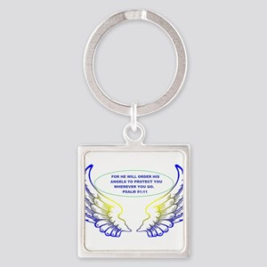 Angel Wings Keychains