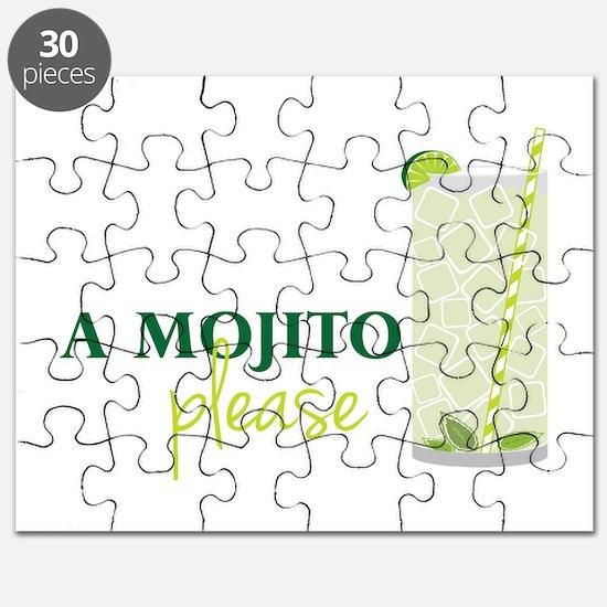 A Mojito Please Puzzle