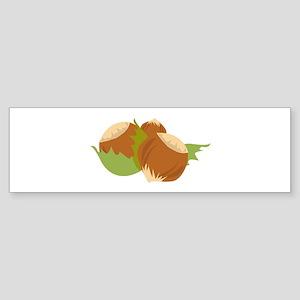 Hazelnuts Bumper Sticker