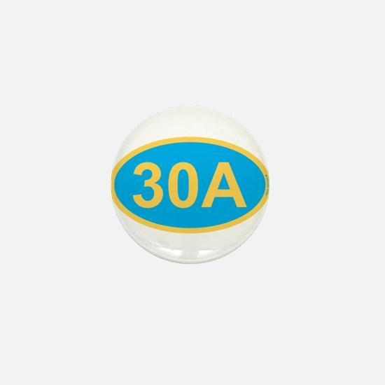 30A Florida Emerald Coast Mini Button