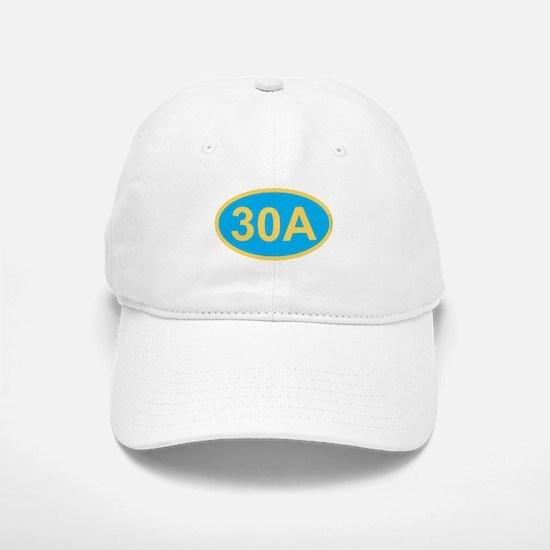 30A Florida Emerald Coast Baseball Baseball Cap