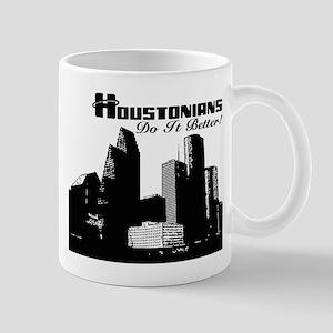 Houstonians Do It Better Mug