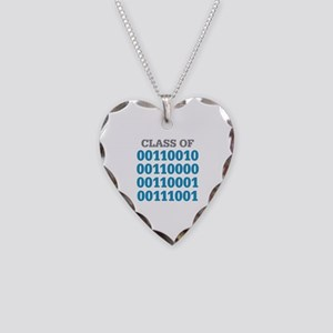 Class Of Necklace Heart Charm