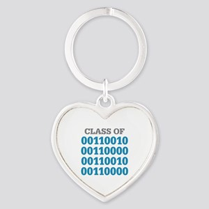 Class Of Heart Keychain