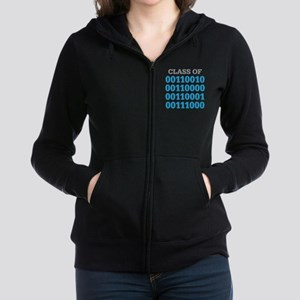 Class Of Women's Zip Hoodie