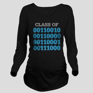 Class Of Long Sleeve Maternity T-Shirt
