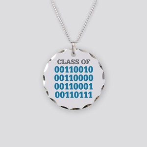 Class Of Necklace Circle Charm