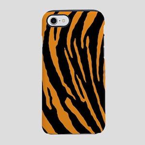 Tiger Stripes iPhone 7 Tough Case