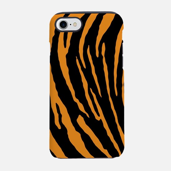 Tiger Stripes iPhone 7 Tough Case