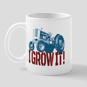 I Grow It Patriotic Mugs
