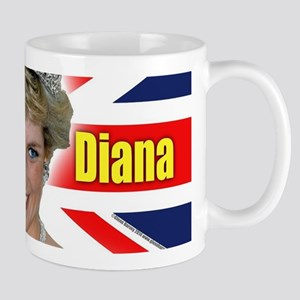 HRH Princess Diana Pro Photo Mugs
