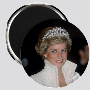 Iconic! HRH Princess Diana Magnet