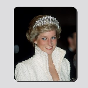 Iconic! HRH Princess Diana Mousepad