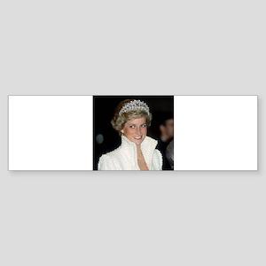 Iconic! HRH Princess Diana Sticker (Bumper)