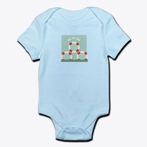All At Sea Body Suit