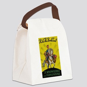 1934 Children's Book Week Canvas Lunch Bag