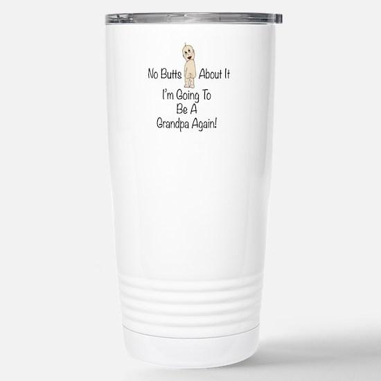 Unique Going to be a grandpa Travel Mug