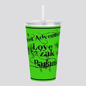 Ghost Adventures2 Acrylic Double-wall Tumbler