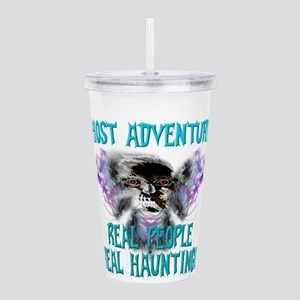 Ghost Adventures Whitewings T-Shirt Acrylic Do
