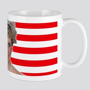 HRH Princess Diana USA Mug
