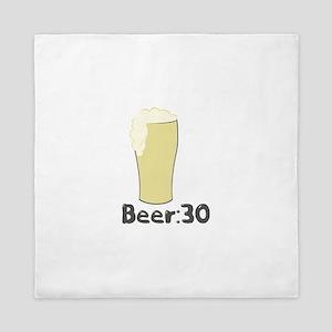 Beer:30 Queen Duvet