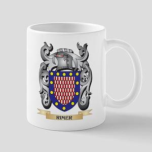 Rimer Coat of Arms - Family Crest Mugs