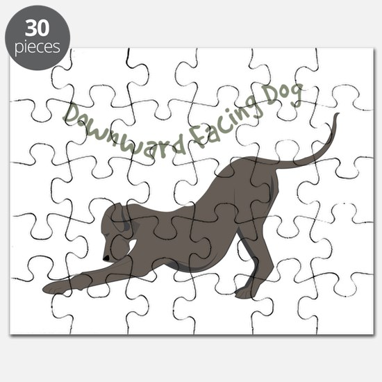 Downward Dog Puzzle