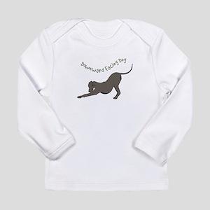 Downward Dog Long Sleeve T-Shirt