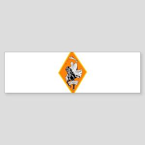 VF-142 Ghostriders Patch Bumper Sticker