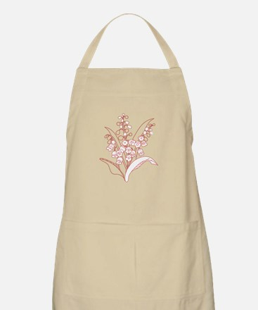 Lily Of Valley Apron