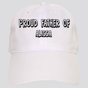 Father of Alissa Cap