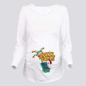Illustration Celebra Long Sleeve Maternity T-Shirt