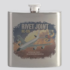 RC-135 Rivet Joint Flask