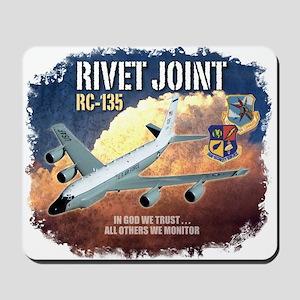 RC-135 Rivet Joint Mousepad