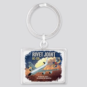 Rc-135 Rivet Joint Keychains