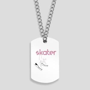 Skaters Skates Dog Tags