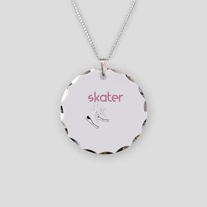 Skaters Skates Necklace