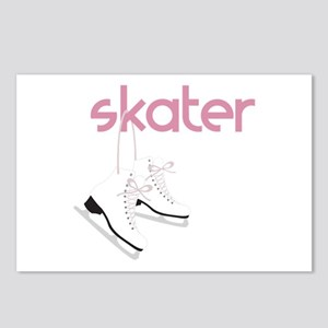 Skaters Skates Postcards (Package of 8)