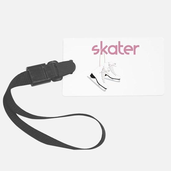 Skaters Skates Luggage Tag