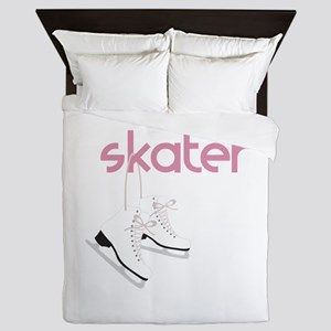 Skaters Skates Queen Duvet