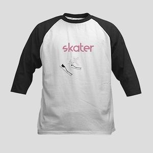 Skaters Skates Baseball Jersey